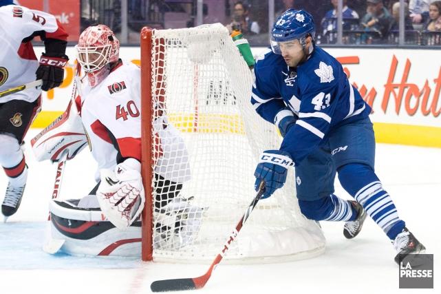 Les Sénateurs devaient affronter les Maple Leafs mercredi... (Photo Nathan Denette, archives PC)