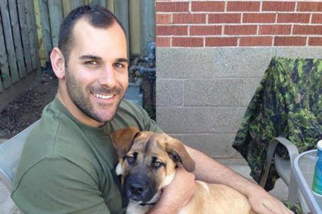 Le caporal Nathan Cirillo a été tué en... (PHOTO TIRÉE DE FACEBOOK)