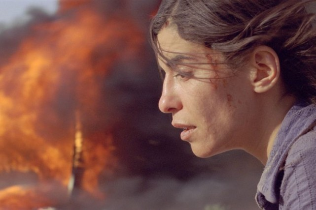 Une scène du film Incendies, deDenis Villeneuve.... (Photo Films Séville)