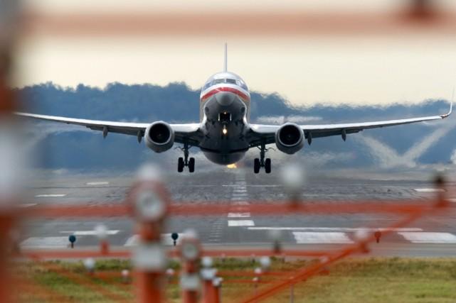 Ces premières transactions ont généré pour l'avionneur américain... (Photo SAUL LOEB, AFP)