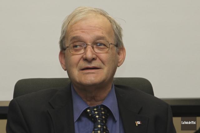 Réjean Genest, représentant fédéral dans Shefford.... (photo Alain Dion, archives La Voix de l'Est)