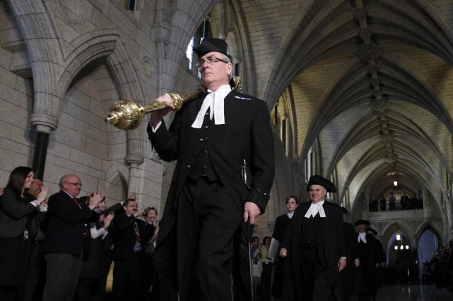 Kevin Vickers... (PHOTO CHRIS WATTIE, REUTERS)