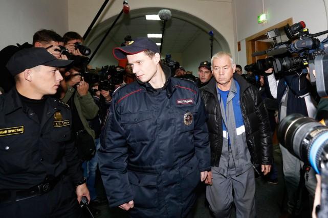 Selon le Comité d'enquête russe, structure chargée des... (PHOTO: REUTERS)