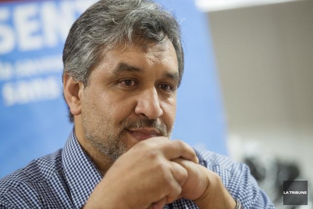 Mohamed Kounna... (Imacom, Frédéric Côté)