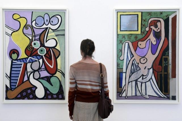 La Célestine et Dora Maar vont s'offrir à nouveau au regard... (Photo: AFP)