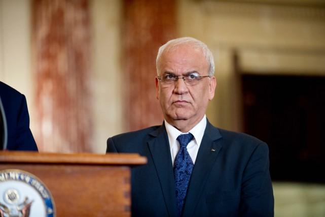 Si le premier ministre Benyamin Nétanyahou «croit qu'il... (PHOTO NICHOLAS KAMM, ARCHIVES AFP)