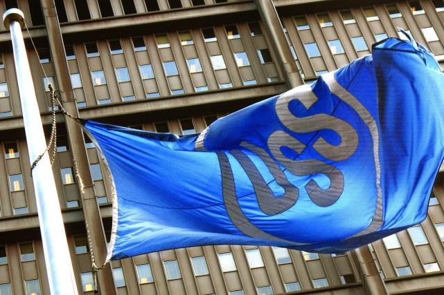 U.S. Steel Canada détient les actifs de la... (Photo Keith Srakocic, Archives AP)