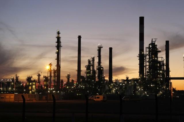 Le baril de «light sweet crude» (WTI) pour... (PHOTO BENOIT TESSIER, ARCHIVES REUTERS)