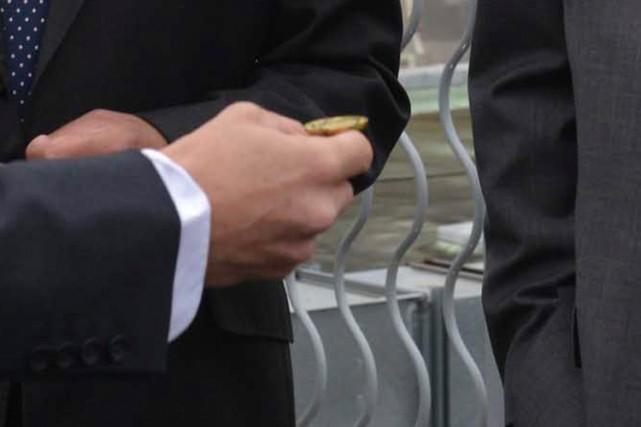 Une pièce de monnaie a décidé de l'issue d'une élection municipale dans une... (Photo archives Reuters)