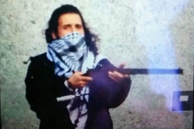 Michael Zehaf Bibeau, qui a été abattu après... (PHOTO LA PRESSE CANADIENNE)
