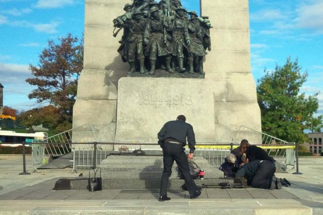 L'armée a demandé à ses soldats de porter... (Photo archives Reuters)