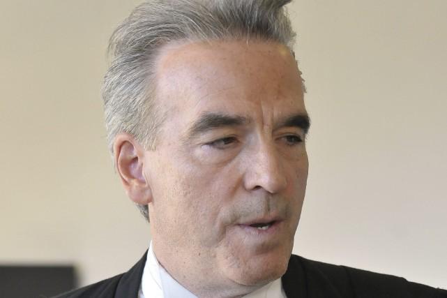 Me Christian Maltais, avocat de Jean-Louis Savard.... ((Photo Rocket Lavoie))