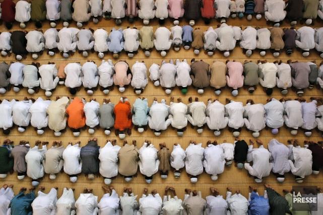 «En tant qu'être humain, loin de toute religion,... (Associated Press)