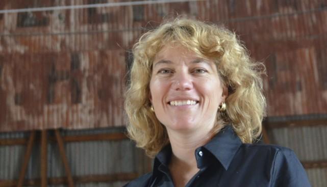 Pour l'heure, Caroline Gosselin demeure en poste à... (Photo Archives La Voix de l'Est)