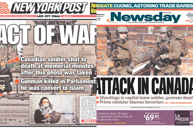 Le New York Times et le Newsday ont... (ARCHIVES LA PRESSE)