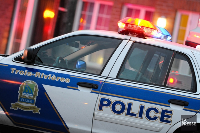 Des citoyens de Trois-Rivières ont eu toute une frousse hier matin, vers 11 h...