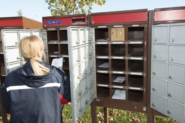 Postes Canada a informé ses employés des dépôts de La Baie, Chicoutimi et... (Frédéric Cantin)