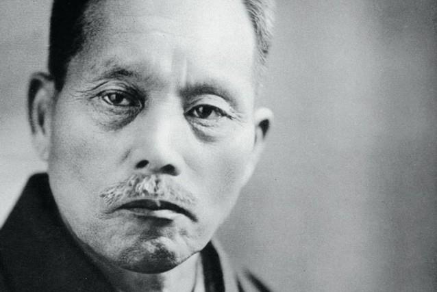 Tsunesaburo Makiguchi (1871-1944) était enseignant au Japon et... (Photo tirée de Wikipedia)