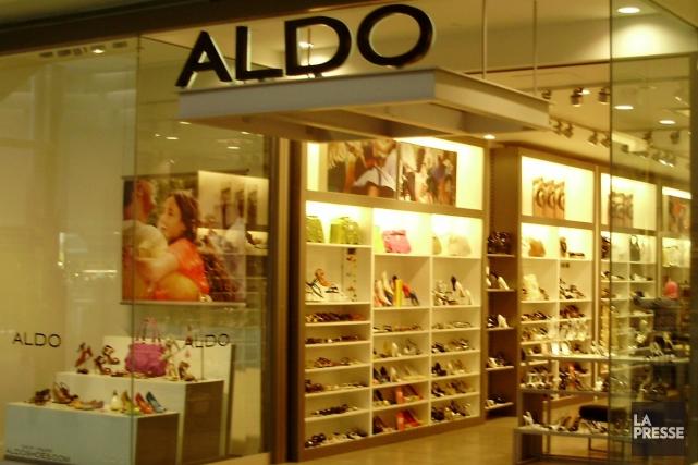 Le grand patron du Groupe Aldo, Réjean Dionne, prend sa retraite. Et c'est un... (Photo d'archives)