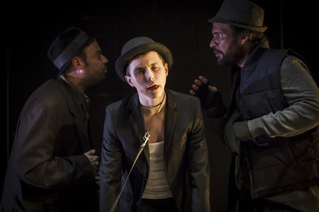 Le metteur en scène Serge Mandeville signe à... (Photo: Alexandre Trudeau de Penguin, fournie par le Théâtre Denise-Pelletier)