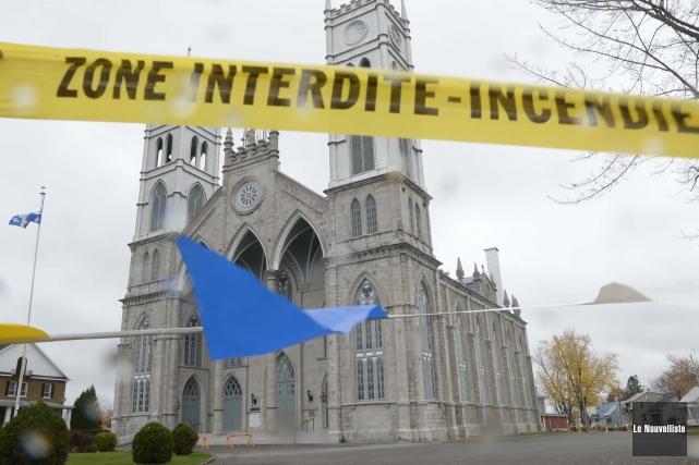 L'église de Sainte-Anne-de-la-Pérade a à nouveau besoin de... (Photo: Sylvain Mayer, Le Nouvelliste)