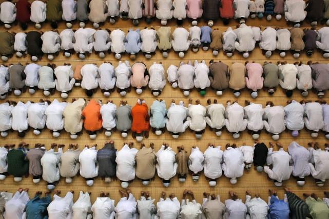 M. Lamine Foura a insisté que la communauté... (Associated Press)