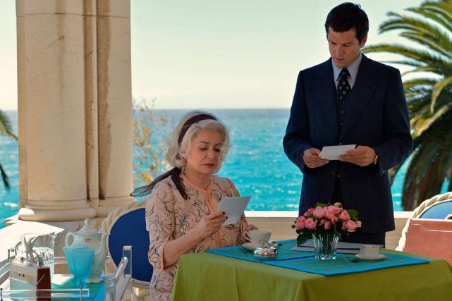 Catherine Deneuve est toujours aussi impériale en patronne... (Photo fournie par AZ Films)