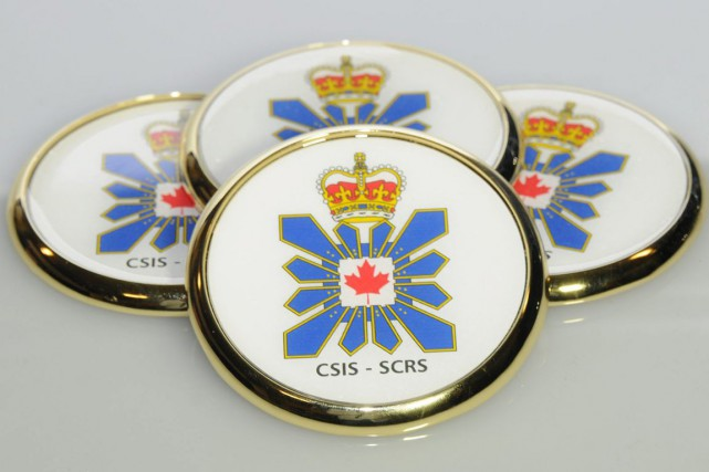 Le Service canadien du renseignement de sécurité (SCRS) a aidé d'importants... (PHOTO ARCHIVES PC)