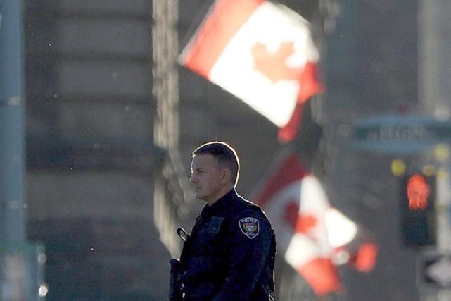 Le projet de loi que le ministre de... (La Presse Canadienne, Sean Kilpatrick)