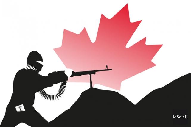 Des experts du milieu juridique craignent que le projet de loi antiterroriste... (Infographie Le Soleil)