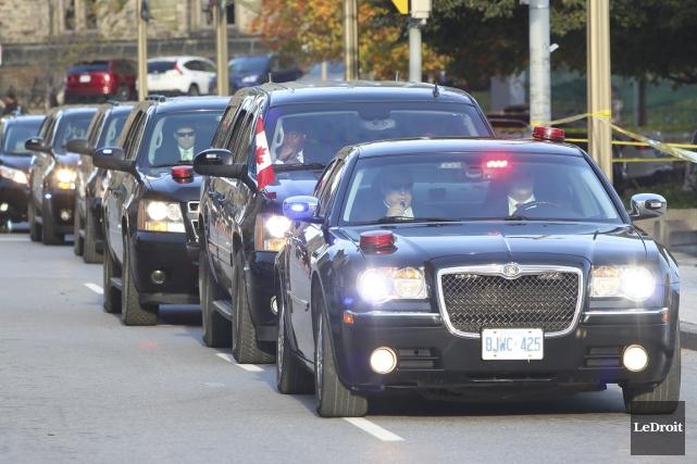 Tant la formation des chauffeurs chargés de conduire... (Photo Patrick Woodbury, Le Droit)