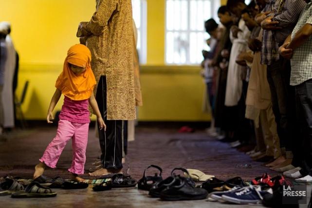 De nombreux organismes musulmans québécois ont senti le... (PHOTO DAVID BOILY, Archives LA PRESSE)