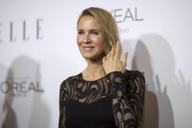 L'actriceRenée Zellweger... (Photo Mario Anzuoni, Reuters)