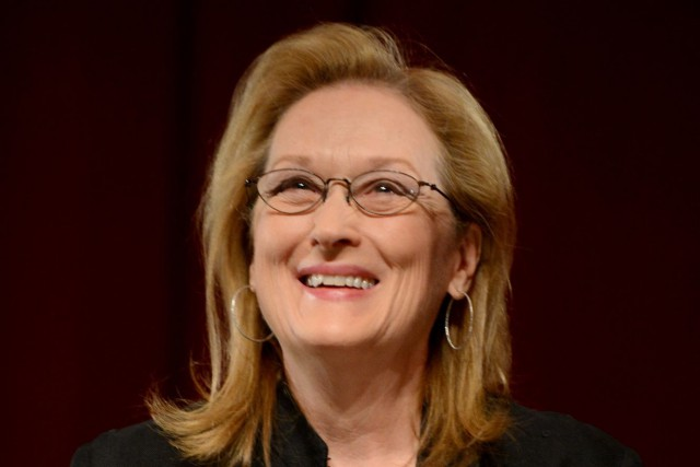 Meryl Streep... (Photo: archives AP)