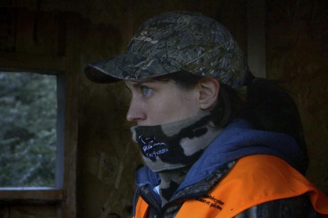 Le film nous fait voir que la chasse... (Photo fournie par la production)