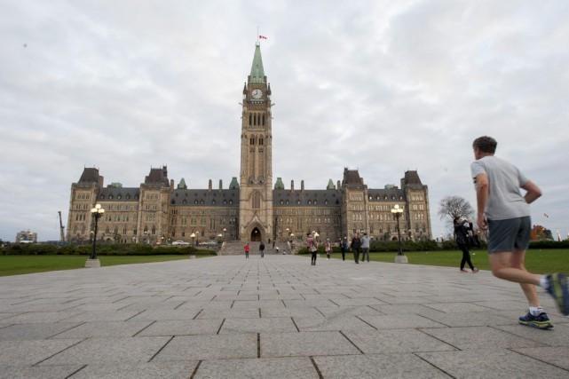 Le public a maintenant de nouveau accès à... (Justin Tang, La Presse Canadienne)