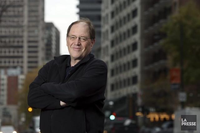 L'économiste américain James K. Galbraith.... (Photo Martin Chamberland, La Presse)