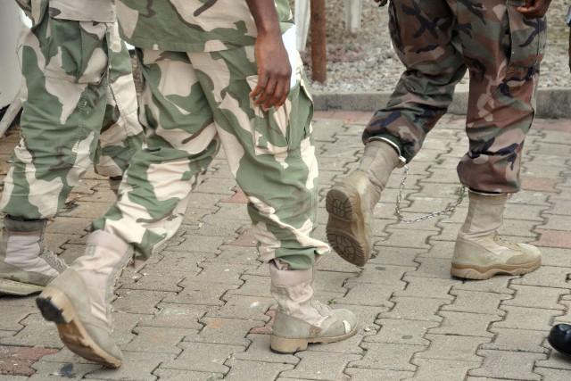 L'armée camerounaise annonce régulièrement avoir tué de nombreux... (Photo Archives AFP)