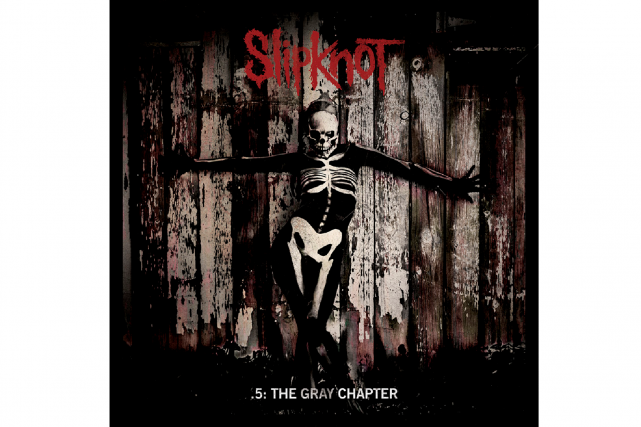 METAL ALTERNATIF, .5: The Gray Chapter, Slipknot...