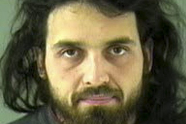 Michael Zehaf Bibeau... (PHOTO REUTERS/POLICE DE VANCOUVER)