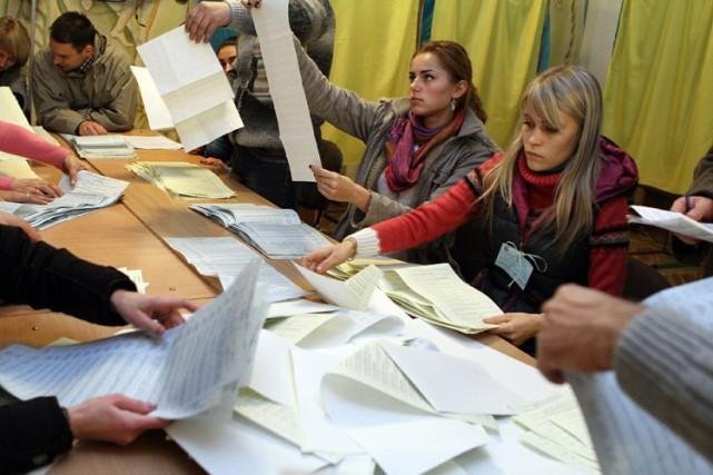 Ce vote était crucial pour cette ex-république soviétique... (Photo: AFP)