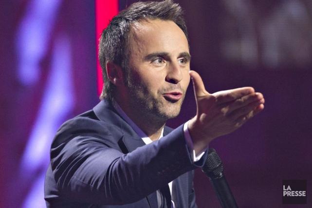 Je suis très déçue d'avoir entendu une chanson en anglais lors du Gala de... (Photo: Olivier Jean, La Presse)