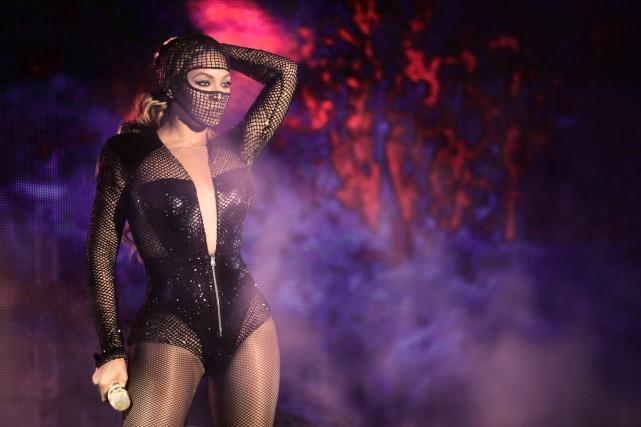 Beyoncé et la marque britannique TopShop ont annoncé lundi le lancement à... (Photo Mason Poole, AP)