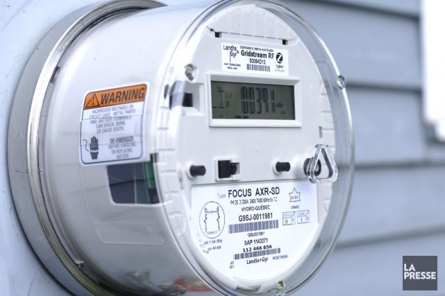 Dès la fin 2014, Hydro-Québec procédera au remplacement de ses compteurs... (Photo archives La Presse)