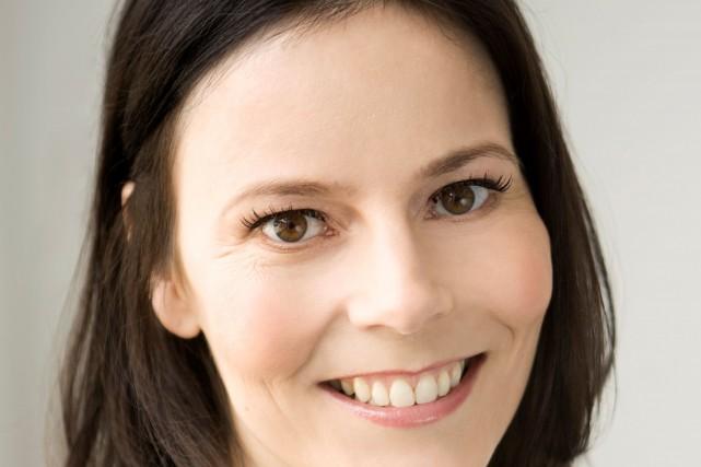 Sophie Desjardins, professeure au département de psychologie de...
