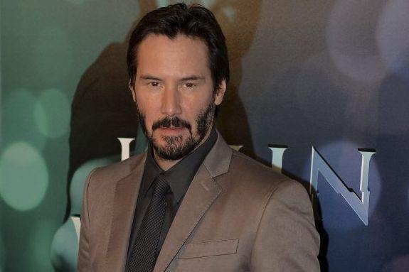Keanu Reeves, le Neo de Matrix, sera sur... (PHOTO ARCHIVES AFP)