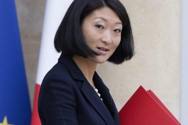 Fleur Pellerin, ministre française de la Culture.... (Photo: AP)