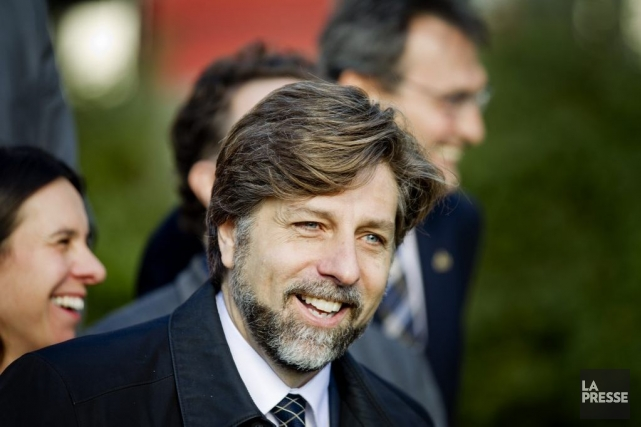 Luc Ferrandez... (PHOTO MARCO CAMPANOZZI, LA PRESSE)