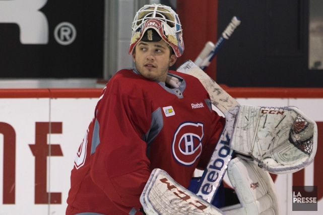 Dustin Tokarski... (PHOTO FRANÇOIS ROY, ARCHIVES LA PRESSE)