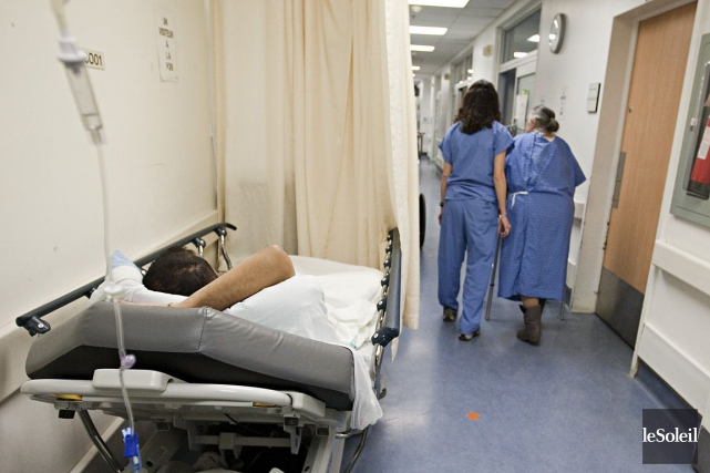 Le Conseil pour la protection des malades (CPM) blâme le gouvernement du Québec... (Photothèque Le Soleil)